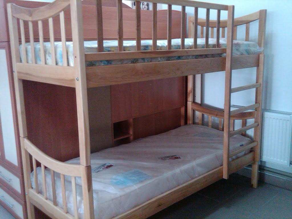 Picture of: Bunk Beds Open Arms Ukraine